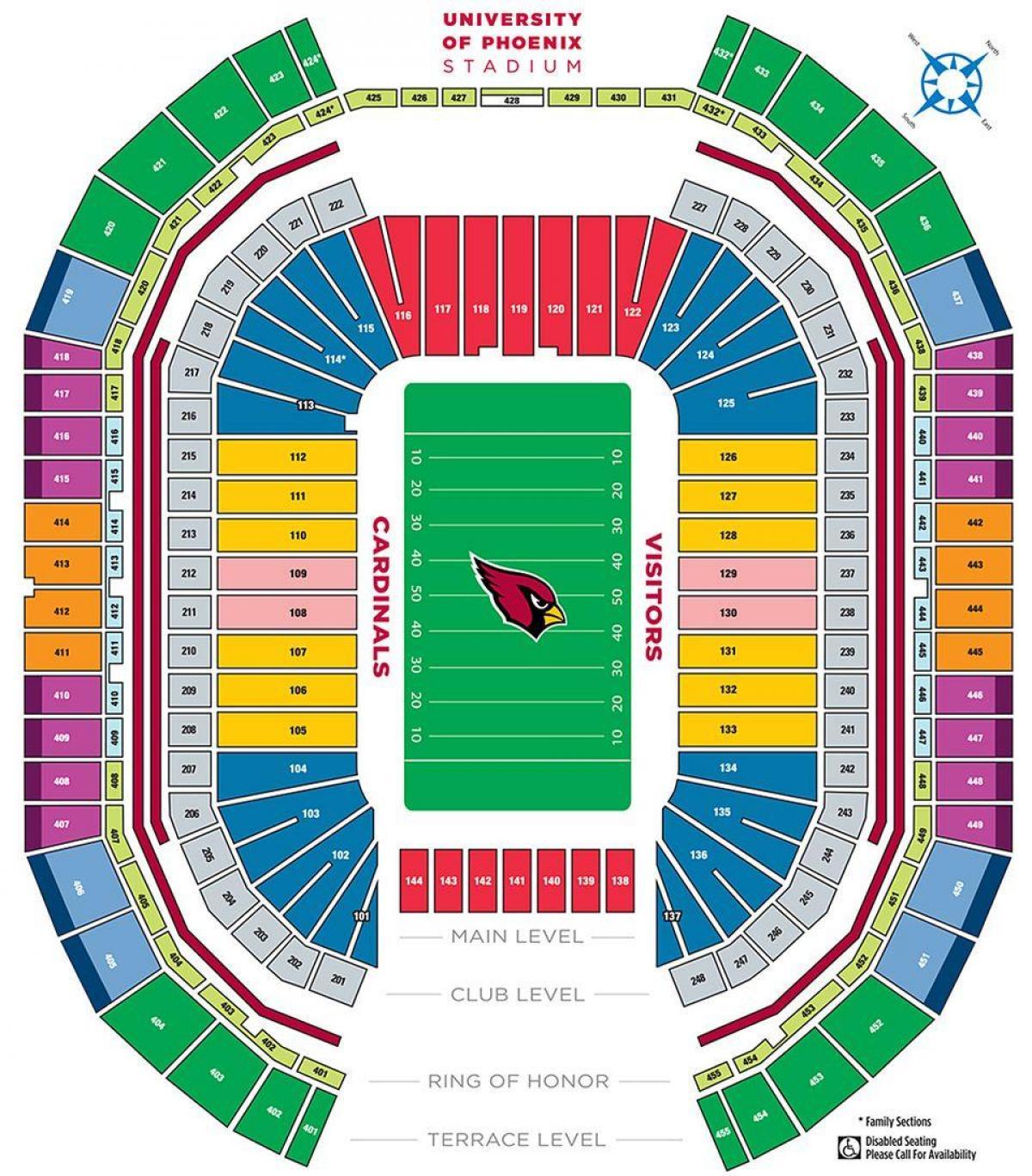 ben hill griffin stadium map ben hill griffin stadium (florida  - notre dame stadium map la zoo map