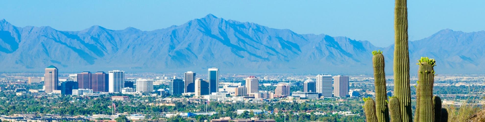 Phoenix Arizona zip code map - Phoenix az zip code map